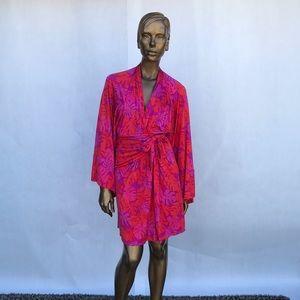 Issa London Silk tropical dress